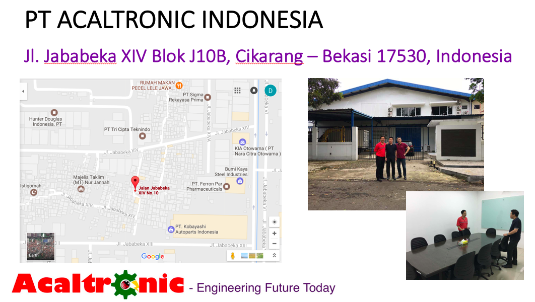 acaltronic indonesia